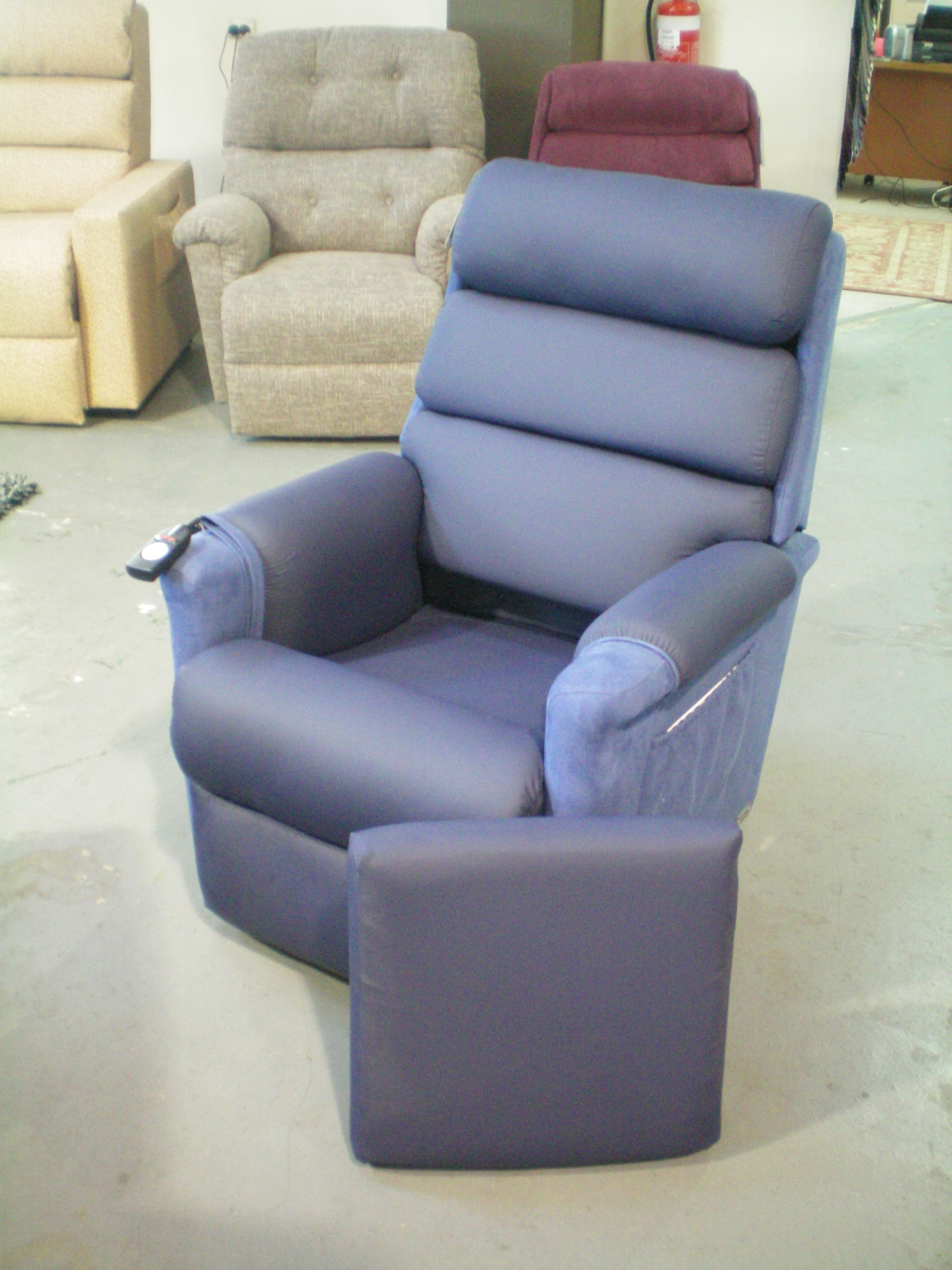 Ashley Electric Lift Recliner