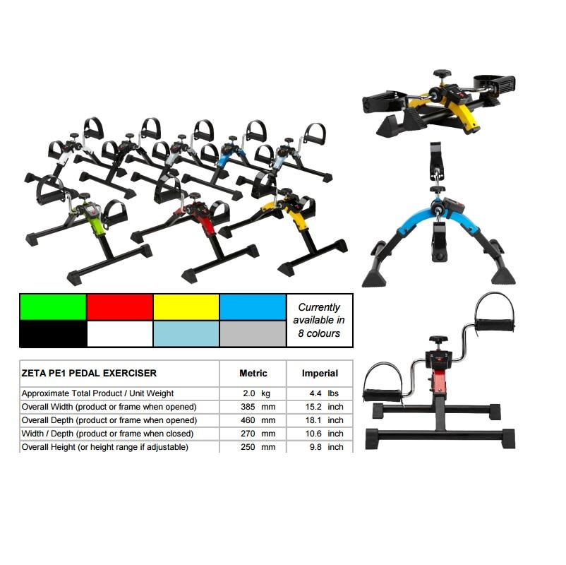 pedal exerciser 1